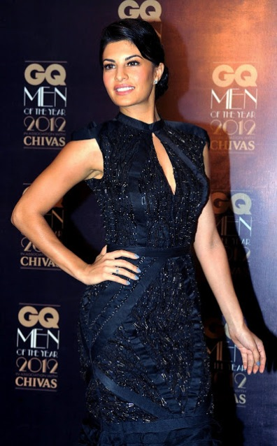 Sexy Female Celebrities At The GQ Men Of The Year Awards 2012